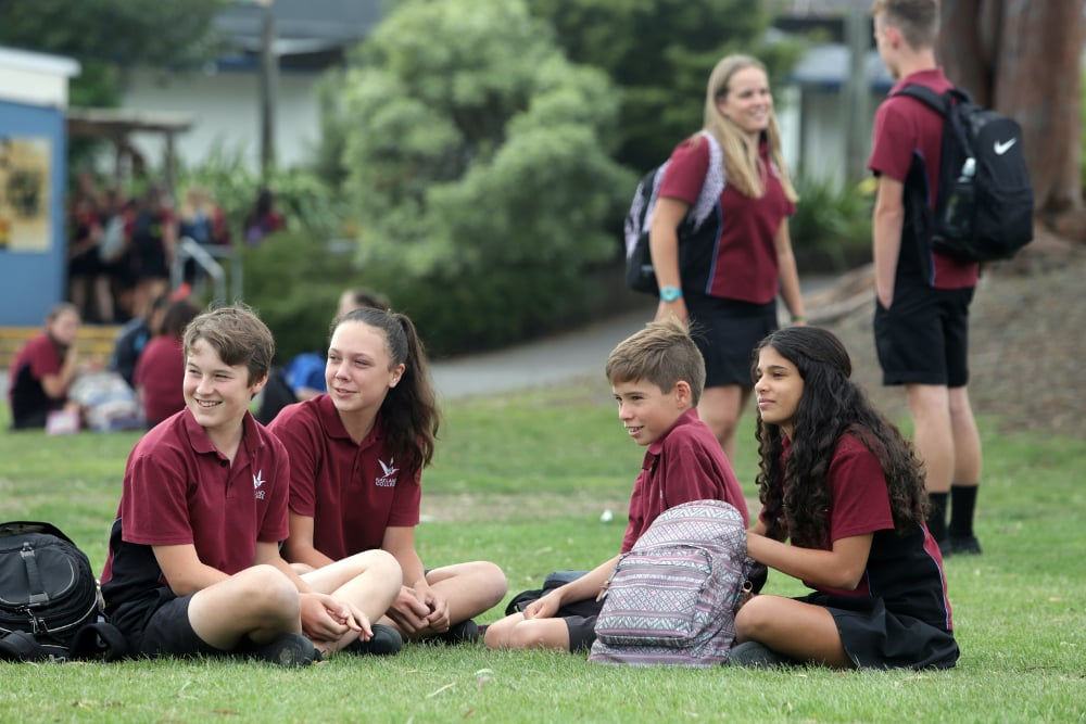 Picture by Tim Cuff - 27 February 2018 - Nayland College prospectus pictures, Stoke, Nelson, New Zealand