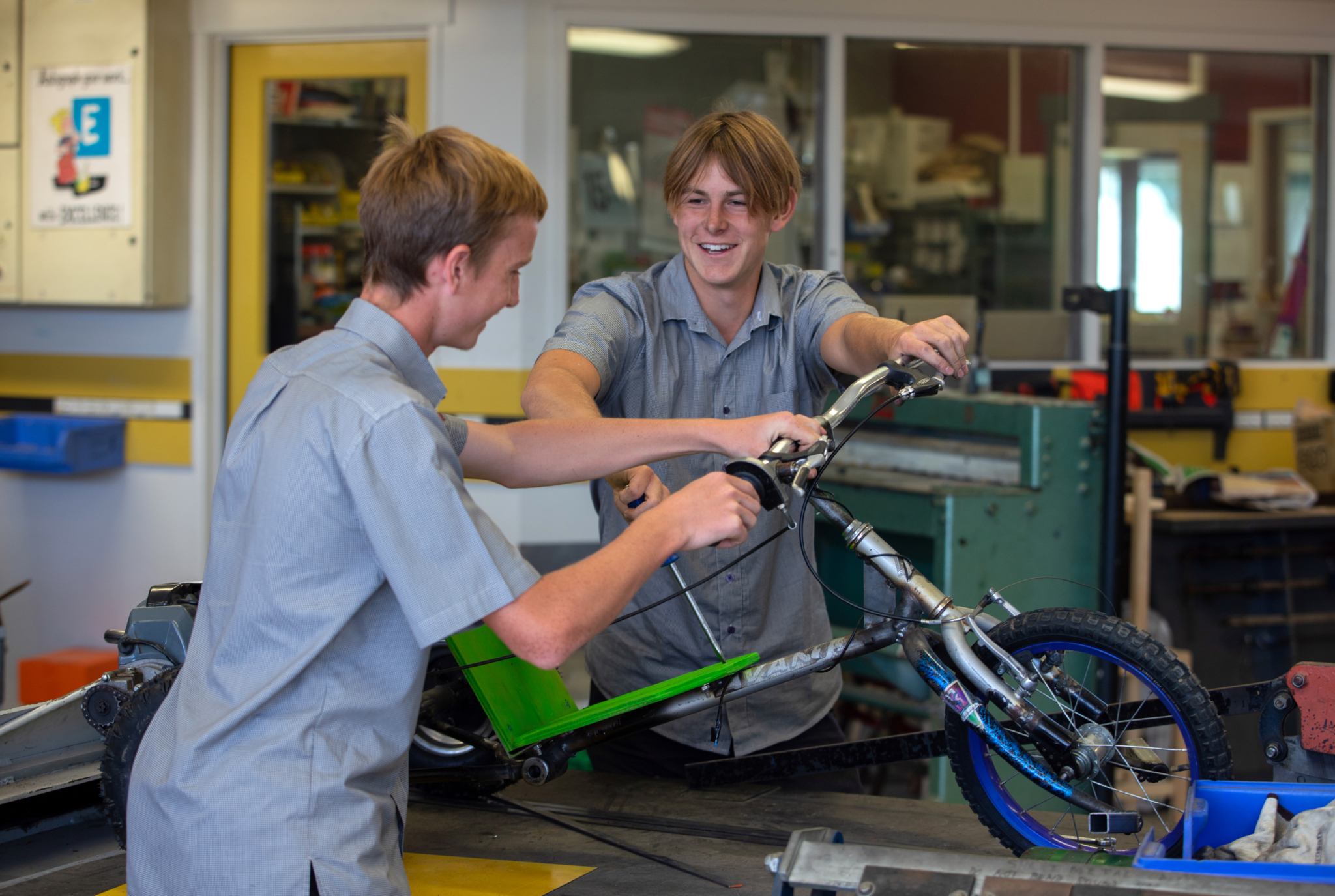 Picture by Tim Cuff 17 March 2021 - Nayland College prospectus and website imagery, Nelson, New Zealand
